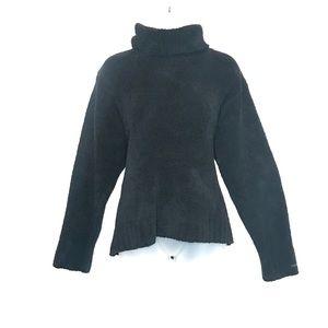 Columbia chunky soft knit turtleneck sweater